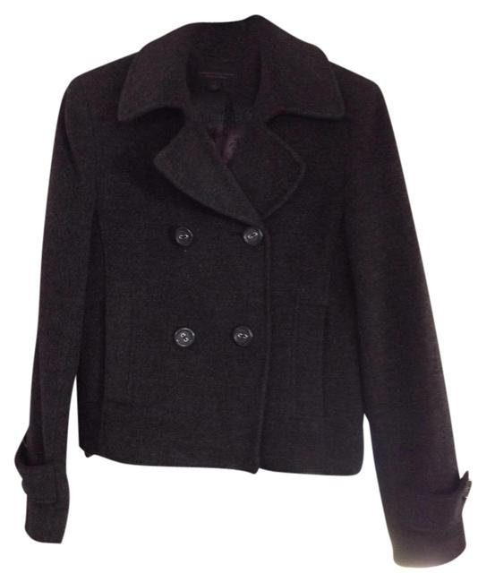 Preload https://item3.tradesy.com/images/express-wool-cashmere-peacoat-charcoal-grey-1227332-0-0.jpg?width=400&height=650