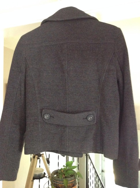 Express Wool Cashmere Pea Coat