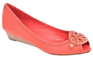 Tory Burch Salmon Wedges