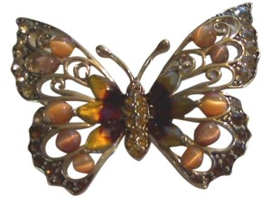 Icelandic Design Butterfly Brooch