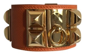 Hermès Collier de Chien Hermes iconic leather bracelet