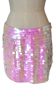 Forever 21 Skirt Iridescent