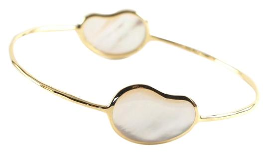 Ippolita IPPOLITA Mother-of-Pearl 2 Bean Bangle Bracelet