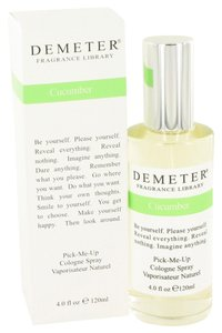 Demeter Fragrance Library DEMETER by DEMETER ~ Women's Cucumber Cologne Spray 4 oz
