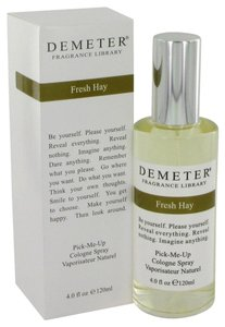 Demeter Fragrance Library DEMETER by DEMETER ~ Women's Fresh Hay Cologne Spray 4 oz