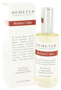 Demeter Fragrance Library DEMETER by DEMETER ~ Women's Mulled Cider Cologne Spray 4 oz