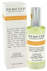 Demeter Fragrance Library DEMETER by DEMETER ~ Women's Orange Cream Pop Cologne Spray 4 oz