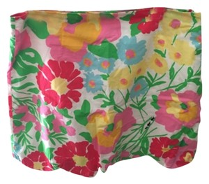 Lilly Pulitzer Skirt Pink, Green, Red, Yellow, Aqua