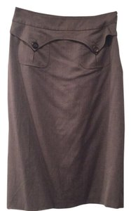 Burberry Skirt Grey