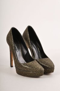 Tania Spinelli Pointed Toe Pumps