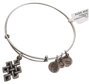 Alex and Ani Alex and Ani Endless Knot Bracelet