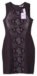 Diane von Furstenberg Snakeskin Design Dress