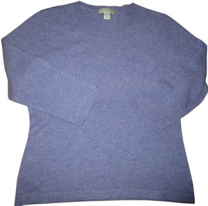 Geneva Cashmere Purple Sweater