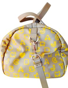 Marc by Marc Jacobs Satchel in Chinchilla multi/hazelnut multi