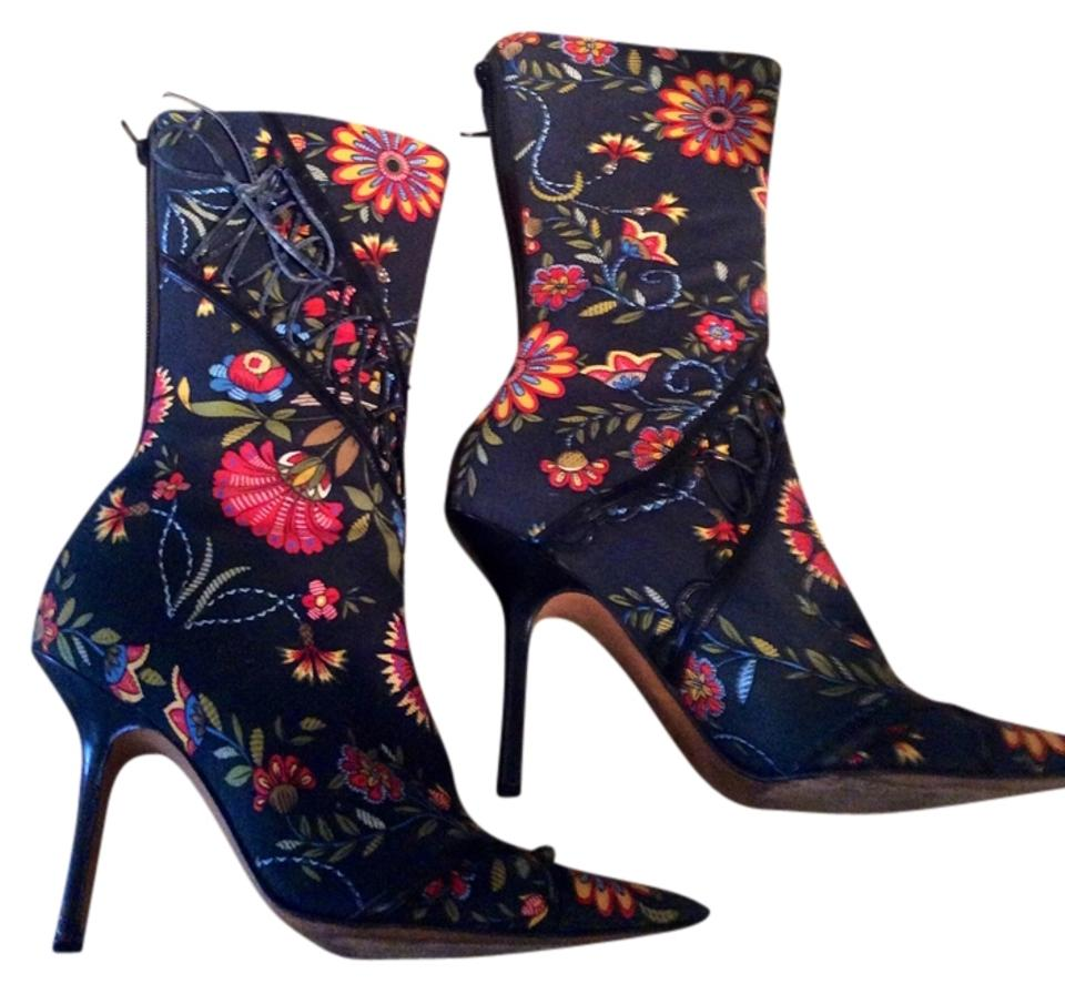 woman Dior Multicolor Boots/Booties Special of promotions at the end of Special the year 3599c7