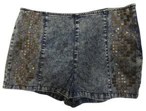 Lush Denim Shorts