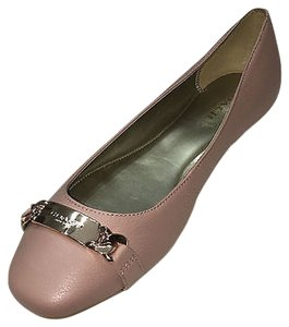 Coach Warm Blush Flats