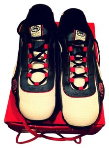 Ecko Sneakers New Comfortable Red, Black and White Athletic