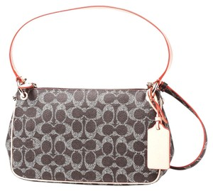 Coach 34546 Charley Signature Cross Body Bag