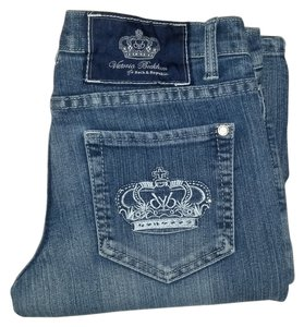 Rock & Republic Pants Crown Boot Cut Jeans-Medium Wash