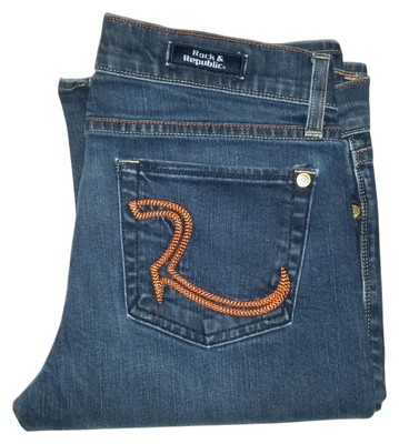 44ac9c958d Rock   Republic Flare Leg Jeans - Up to 70% off at Tradesy