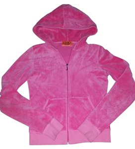 Juicy Couture Velour Jacket Sweater Sweatshirt