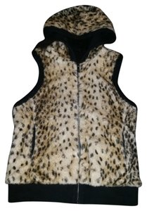 Juicy Couture Fur Faux Fur Vest