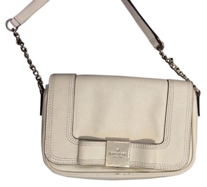 Kate Spade Cream Cross Body Bag