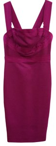 Robert Rodriguez Fuscia Dress