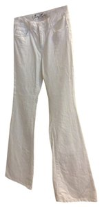 Juicy Couture Cotton Low Rise Boot Cut Jeans