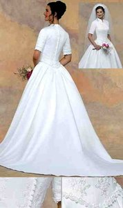 Sweetheart Clothing Wedding Dress One Wedding Dress