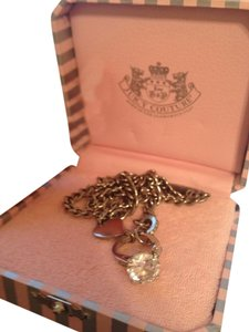 Juicy Couture Juicy Couture Engagement Necklace