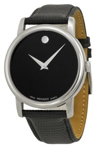 Movado Movado stainless steel collection watch