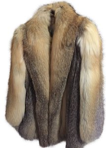 Anne Klein Vintage Fur Coat