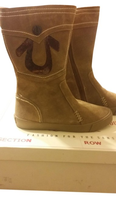 Item - Tan Antonia Boots--sold Out Boots/Booties Size US 7 Regular (M, B)
