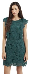 Topshop Lace A-line Dress