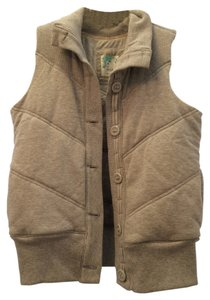 Old Navy Insulated Button Vest