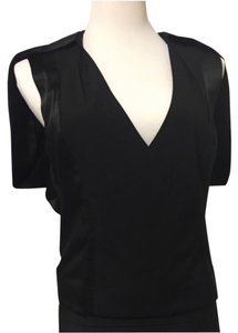 Zac Posen Top Blac