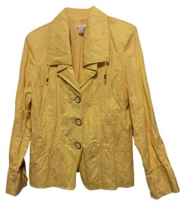 Chico's Yellow Jacket