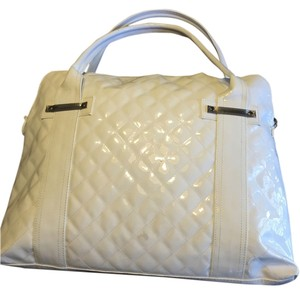 Other Extra large Lancome multi-purpose quilted PVC shoulder bag.