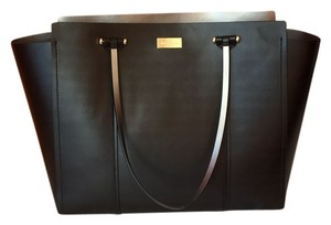 Kate Spade Tote in Black/anthrc(041)