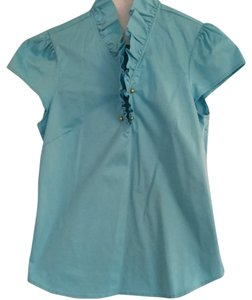 Elizabeth McKay Top Light blue