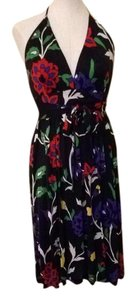 Nieves Lavi Halter Dress