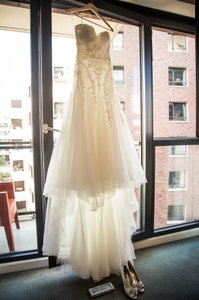 Pronovias Orellana Wedding Dress