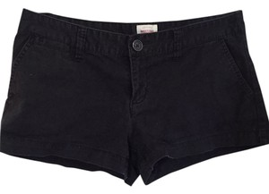 Mossimo Supply Co. Mini/Short Shorts Blac