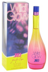 Jennifer Lopez WILD GLOW by JENNIFER LOPEZ ~ Women's Eau De Toilette Spray 3.4 oz