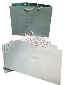 Tiffany & Co. Tiffany & Co. Shopping Tote/Gift Bags - Set of 6