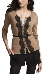 Express Lace Two Tone Cardigan