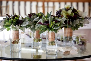Bouquet Vases
