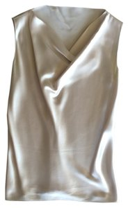 Valentino Silk Sleeveless Italian Top Pink